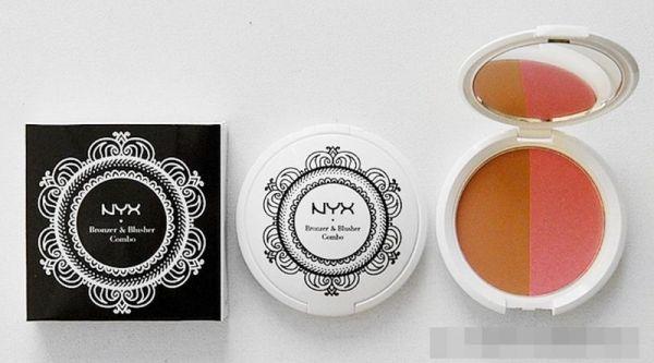NYX Bronzer & Blush Combo